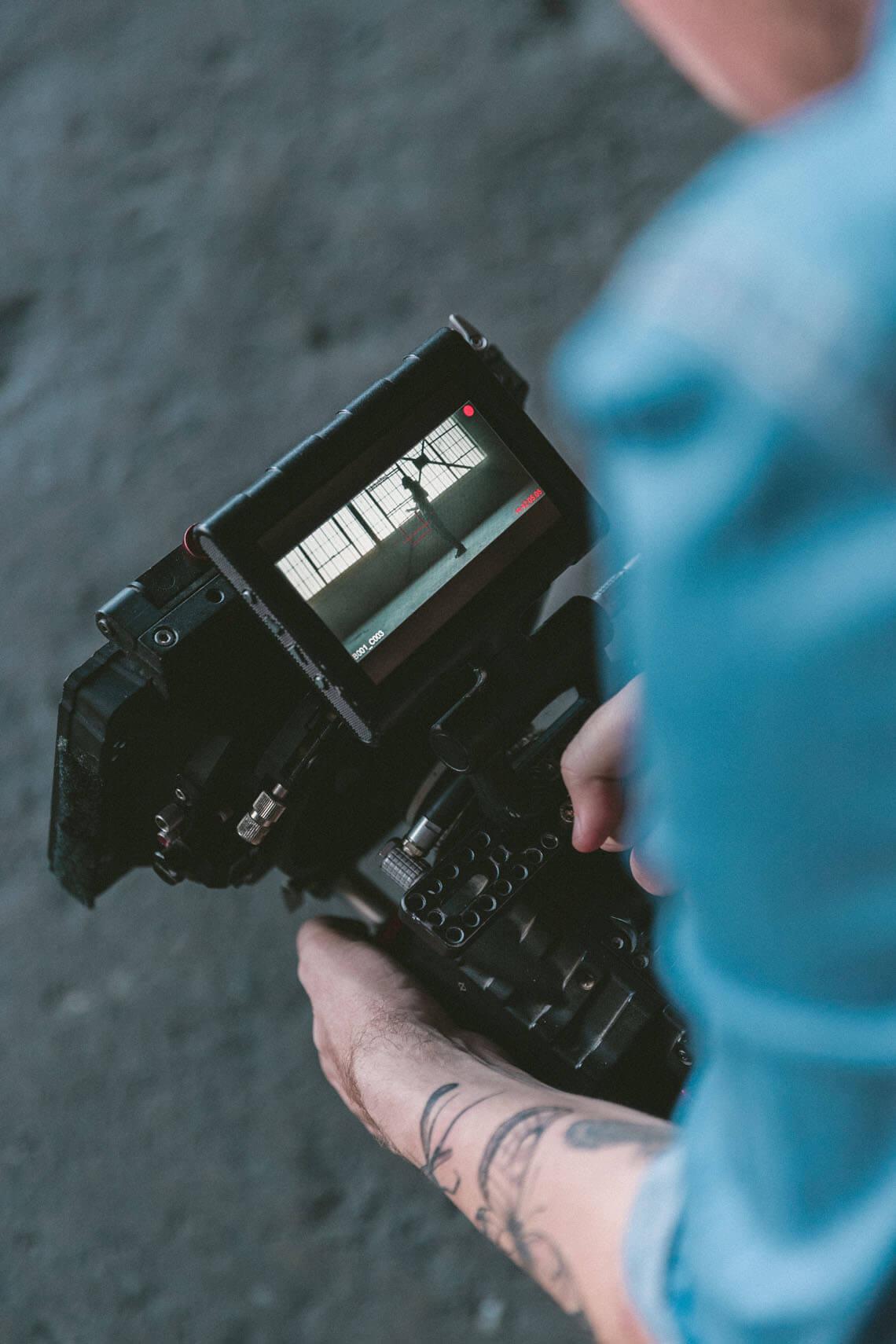 fotograf utrustning