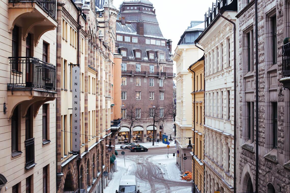 fotograf Stockholm city