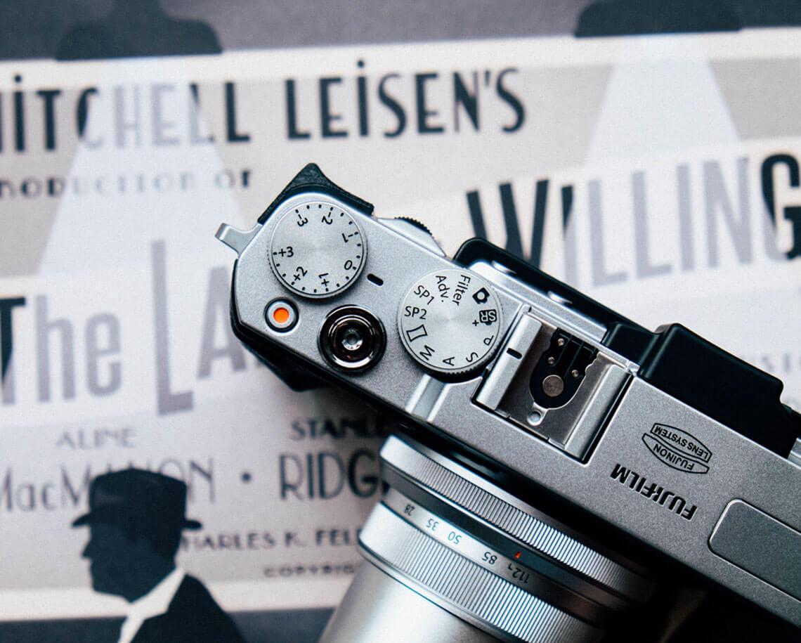 fotografutrustning